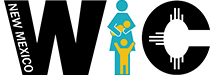 Logo graphic for the women, infants, and children program.