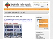 The National Senior Games Association has officially announced that the 2019 National Senior Games will be hosted in Albuquerque, New Mexico!
