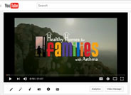 Healthy Homes for Families with Asthma Video