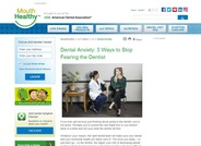 Dental Anxiety: 3 Ways to Stop Fearing the Dentist