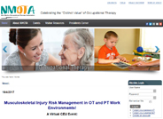 New Mexico Occupational Therapy Association