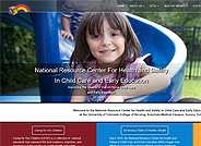 National Resource Center for Health and Safety in Child Care and Early Education