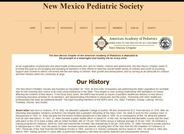 New Mexico Pediatric Society