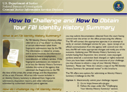 How to Challenge and How to Obtain Your FBI Identity History Summary