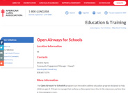 Open Airways for Schools