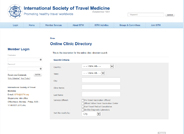 Global Travel Clinic Directory