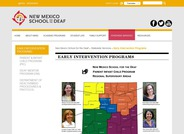 New Mexico School for the Deaf Early Intervention & Involvement Division