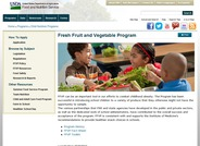 FFVP can be an important tool in our efforts to combat childhood obesity. The Program has been successful in introducing school children to a variety of produce that they otherwise might not have the opportunity to sample.