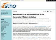 State Innovation Models Initiative Wiki
