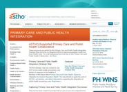 Primary Care and Public Health Collaborative