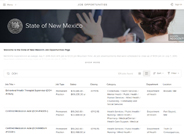 All job opportunities with the New Mexico Department of Health are made available on the State Personnel Office website. This resource link will automatically filter the job listings on their website to show only positions with our department.