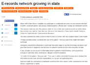 Electronic Health Records Network Growing in New Mexico