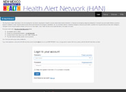 New Mexico Health Alert Network