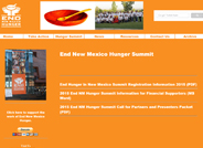 End Hunger in New Mexico Summit