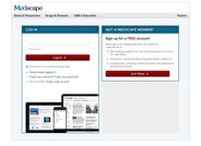 Medscape Login
