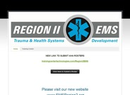 Emergency Medical Services Region 2