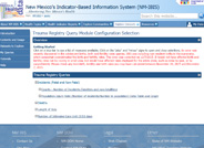 Trauma Registry Data Query Module
