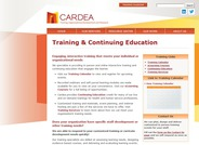 Cardera Training & Continuing Education
