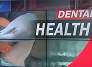 KOB Interview Regarding Children's Dental Health Month